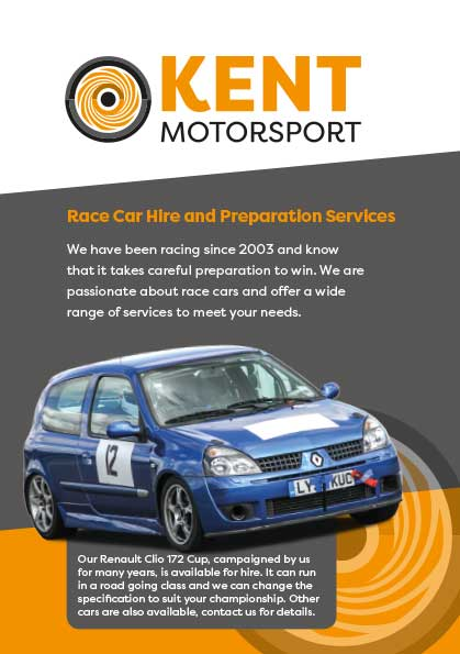Kent Motorsport Flyer